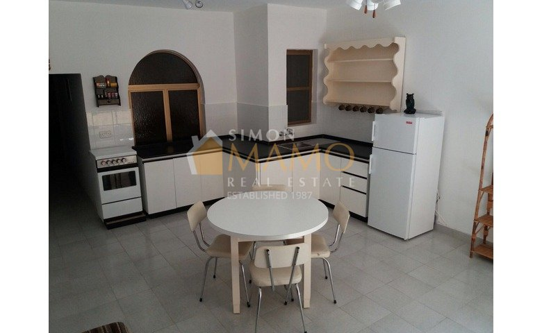 Gozo Apartments For Rent: Flat For Rent In Marsalforn With 2 Bedrooms : Ref  No 37808