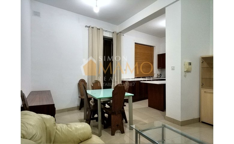 Apartments For Rent In Malta: Mosta Flat With 3 Bedrooms : Ref No 38406