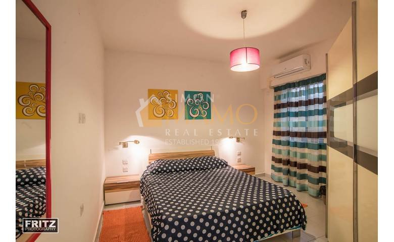 Apartments for rent in Malta: St Julian's Flat with 2 ...