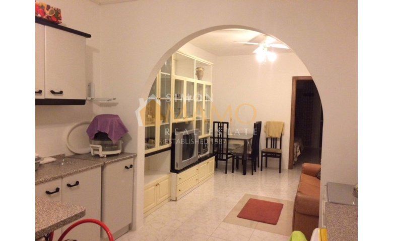 Apartments For Rent In Malta: Flat With 2 Bedrooms In Mellieha : Ref No  38758