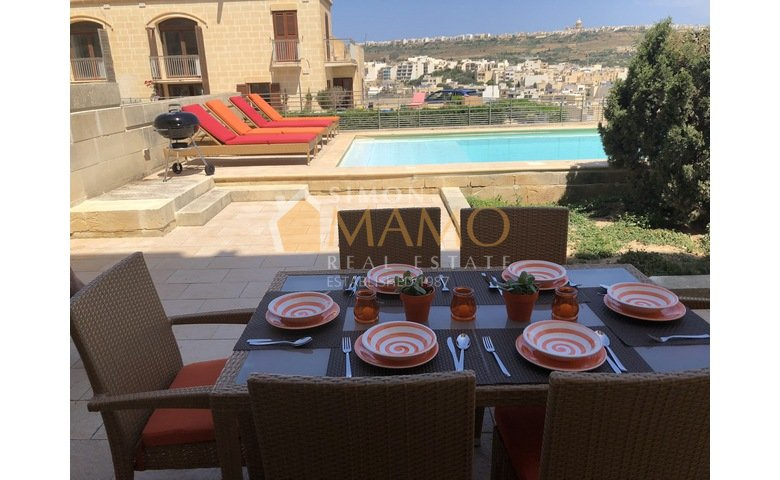 Gozo apartments for rent: Fort Chambray 2 bedroom flat ...