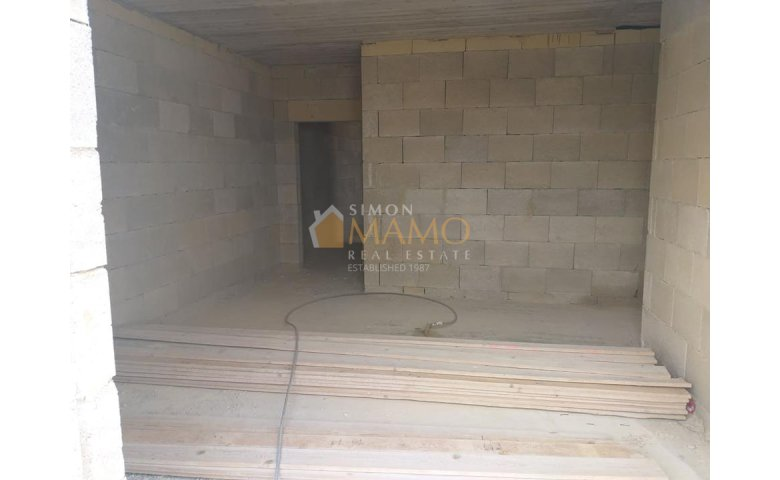 Gozo Real Estate: Shell form Penthouse in Victoria for sale Malta