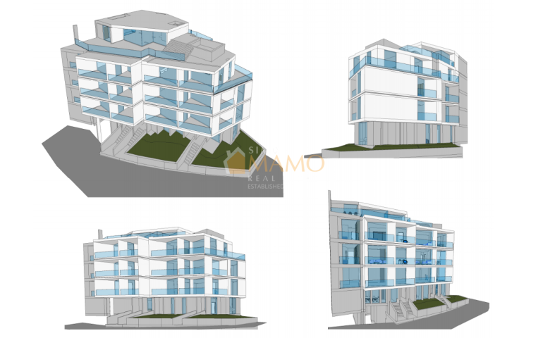 Apartments for sale in Malta: Modern Apartments with 3 ...