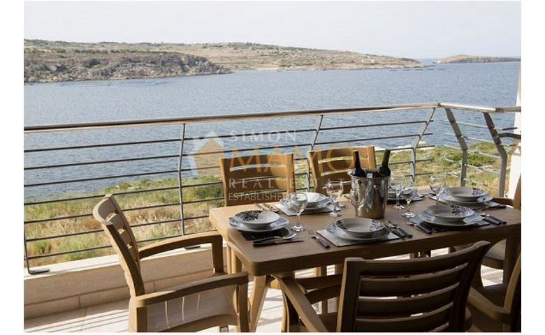 Flats for rent in Malta: St Paul's Bay seafront 3 bedroom ...