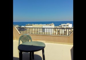 Estate Agents Malta: Penthouse with 3 bedrooms for rent in Marsascala malta, property malta, letting malta, real estate malta, simon mamo malta