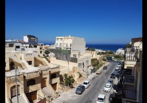 Apartment to let in Malta: Flat with 2 bedrooms in Marsascala malta, property malta, letting malta, real estate malta, simon mamo malta