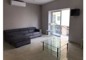 Apartments for rent in Malta: Flat in Sliema with 3 bedrooms malta, property malta, letting malta, real estate malta, simon mamo malta