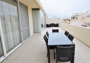 Estate agents Malta: Duplex Penthouse for rent in Sliema malta, property malta, letting malta, real estate malta, simon mamo malta