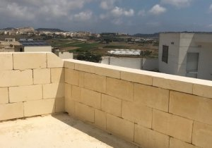 Gozo real estate: Duplex Apartment Sannat malta, property malta, letting malta, real estate malta, simon mamo malta