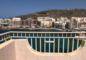 Gozo real estate: Apartment in Marsalforn for Sale malta, property malta, letting malta, real estate malta, simon mamo malta