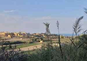 Gozo real estate: Unconverted House of Character in San Lawrenz malta, property malta, letting malta, real estate malta, simon mamo malta