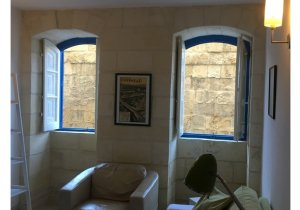 Apartments for rent in Malta: Valletta 2 bedroom flat to let malta, property malta, letting malta, real estate malta, simon mamo malta