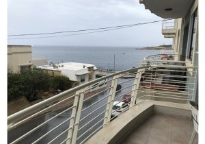 Apartments for rent Malta: Qawra flat with 3 bedrooms malta, property malta, letting malta, real estate malta, simon mamo malta