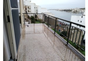 Apartments for rent in Malta: Xemxija flat with 2 bedrooms  malta, property malta, letting malta, real estate malta, simon mamo malta