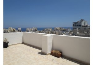 Estate agents Malta: Sliema highly finished 4 bedroom penthouse for rent malta, property malta, letting malta, real estate malta, simon mamo malta