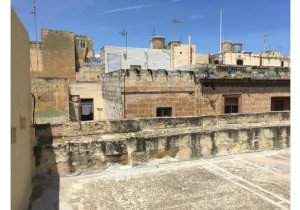 Estate agents Malta: 3 Bedroom TownHouse In Senglea with Roof Terrace malta, property malta, letting malta, real estate malta, simon mamo malta