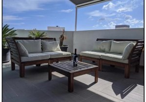 Estate agents Malta: Beautiful 1 bedroom penthouse for rent in Gzira malta, property malta, letting malta, real estate malta, simon mamo malta