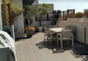 Malta real estate: Fully furnished Penthouse in Qawra for sale malta, property malta, letting malta, real estate malta, simon mamo malta