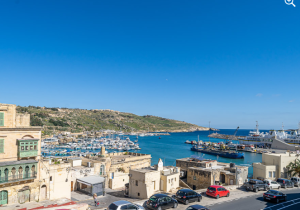 Gozo Real Estate: Furnished Apartment with habour views - Mgarr Gozo malta, property malta, letting malta, real estate malta, simon mamo malta