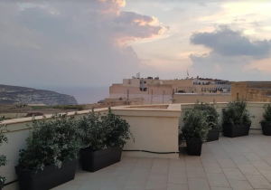 Gozo Real Estate: Designer finished Apartment with open views in San Lawrenz malta, property malta, letting malta, real estate malta, simon mamo malta